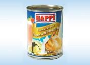 Happi Evaporated Milk